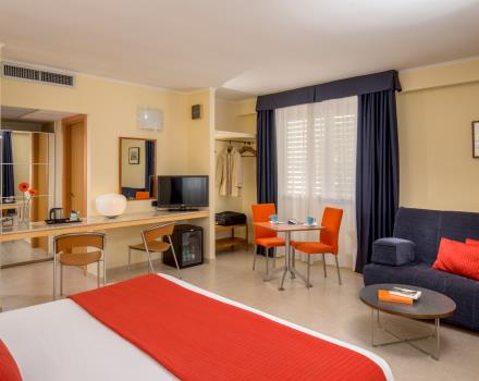 Best Western Blu Hotel Roma JUNIOR SUITE FAMILY