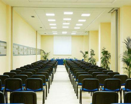 Discover the conference rooms in the Best Western Blu Hotel Roma and organize your events in Rome