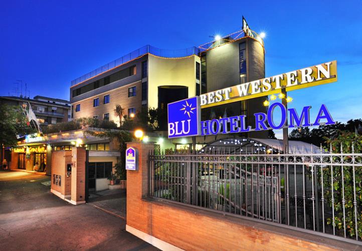 Hotel roma tiburtina blu hotel roma official site for Boutique hotel 4 stelle roma
