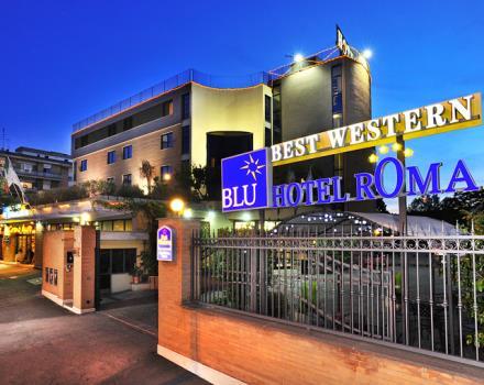 Hotel Roma Tiburtina - Blu Hotel Roma Official Site - Prenota ...
