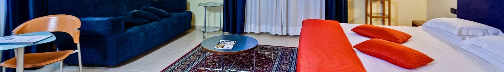 Camere Blu Hotel Roma Tiburtina - BW Blu Hotel Official Site