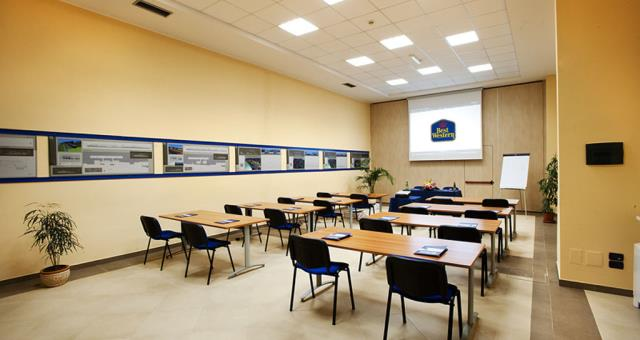 Looking for a conference in Rome? Choose the Best Western Blu Hotel Roma