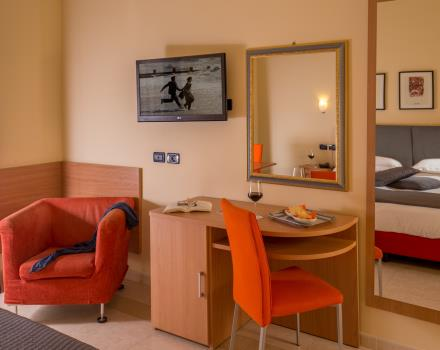 Superior Double Room BEST WESTERN Blu Hotel Roma
