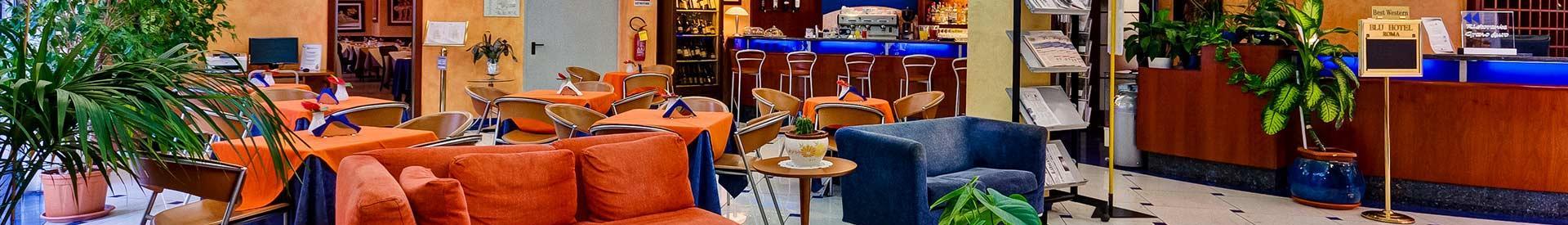 Blu Hotel Roma 4 stelle - Best Western Italia - I Servizi ...